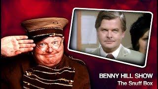 Benny Hill Show classic sketch - The Snuff Box - spy movies parody