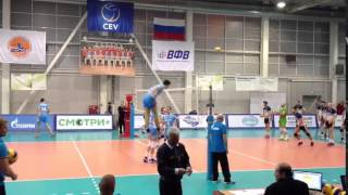 3rd meter spike , Виктор Полетаев