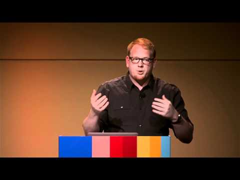 Google I/O 2011: Using The Google Docs APIs To Store All Your Information In The Cloud