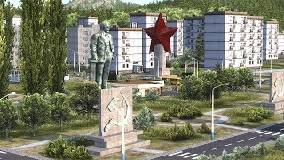 [LIVE🔴] GREATEST CAPITAL CITY EVER CONSTRUCTED | Workers & Resources Soviet Republic Gameplay