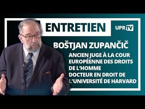 Boštjan Zupančič - François Asselineau : L'entretien - UPR TV