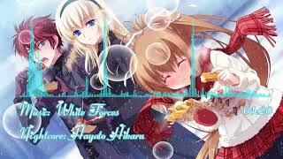 [ Nightcore ] White Forces - Fripside