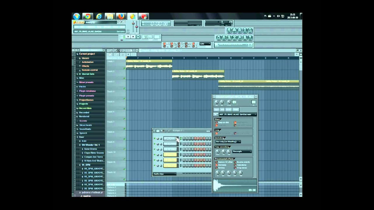 How it's Made instrumentals - Akon