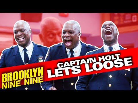 Captain Holt Lets Loose | Brooklyn Nine-Nine