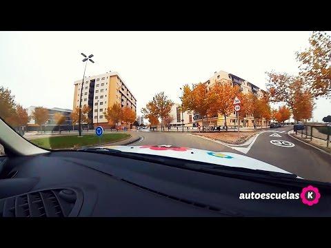 AutoescuelasK - Autoescuela Zaragoza Examen Conducir