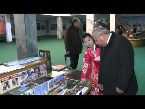 Officials of Foreign Embassies Visit Pyongyang Cultural Exhibition