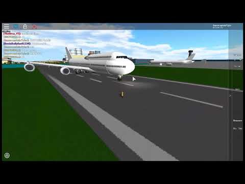 roblox   plane spotting   place with airliners