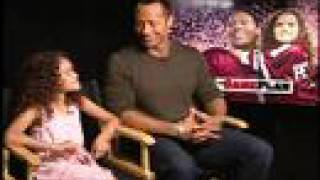 The Game Plan Dwayne The Rock Johnson and Madison Pettis
