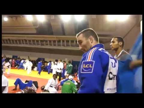 Les coulisses du Championnat du monde de Judo