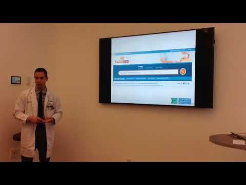 Sarasota Memorial Health Care System: Finding Reliable Medication Info Online