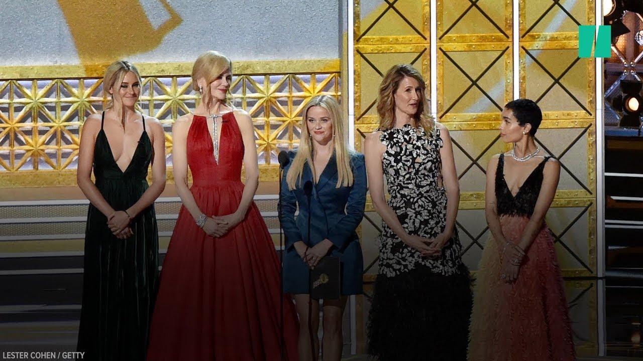 Women Rocked The 2017 Emmy Awards