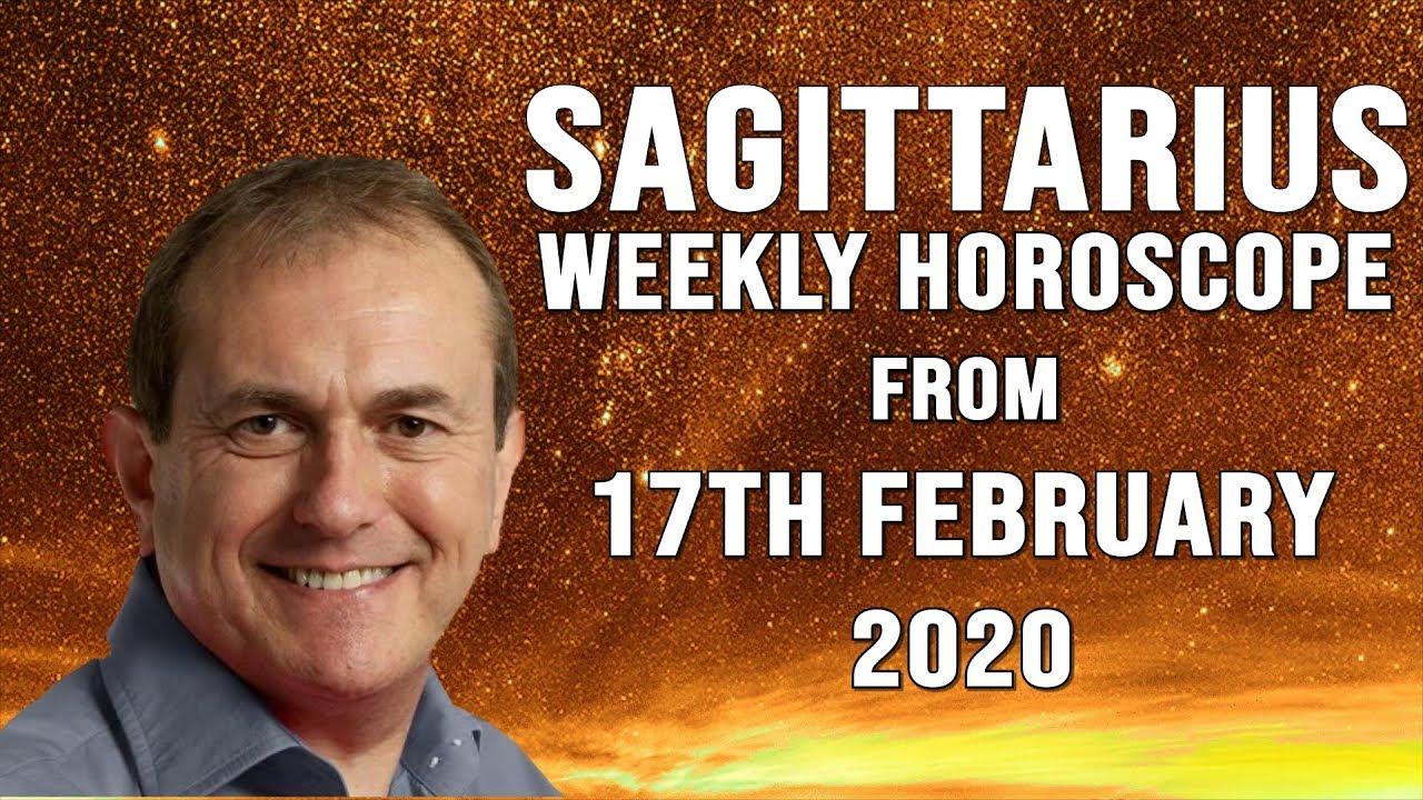 Weekly Horoscopes from 17th February 2020