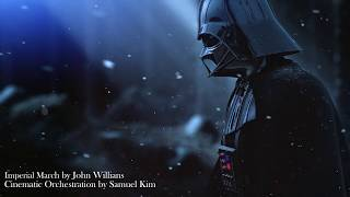 Star Wars: Imperial March (Anakin's Suffering) | EPIC EMOTIONAL VERSION