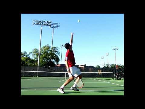 What Is Mirror Neuron Tennis Training?  Watch Brian Baker.