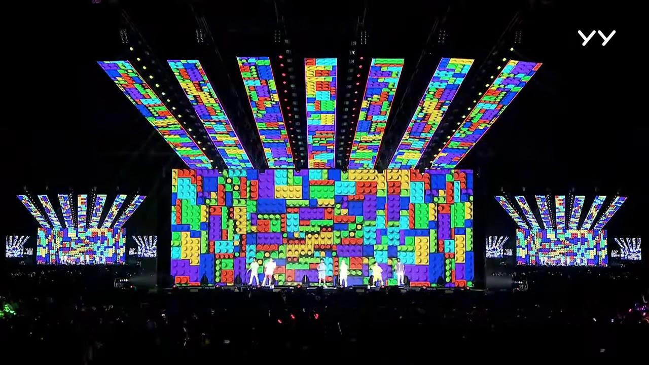 【YHBOYS組合】190602 樂華少年 歌曲表演  樂華澳門十周年家族演唱會