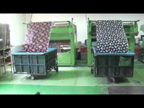 Screen Printing Timeless Treasures Fabric