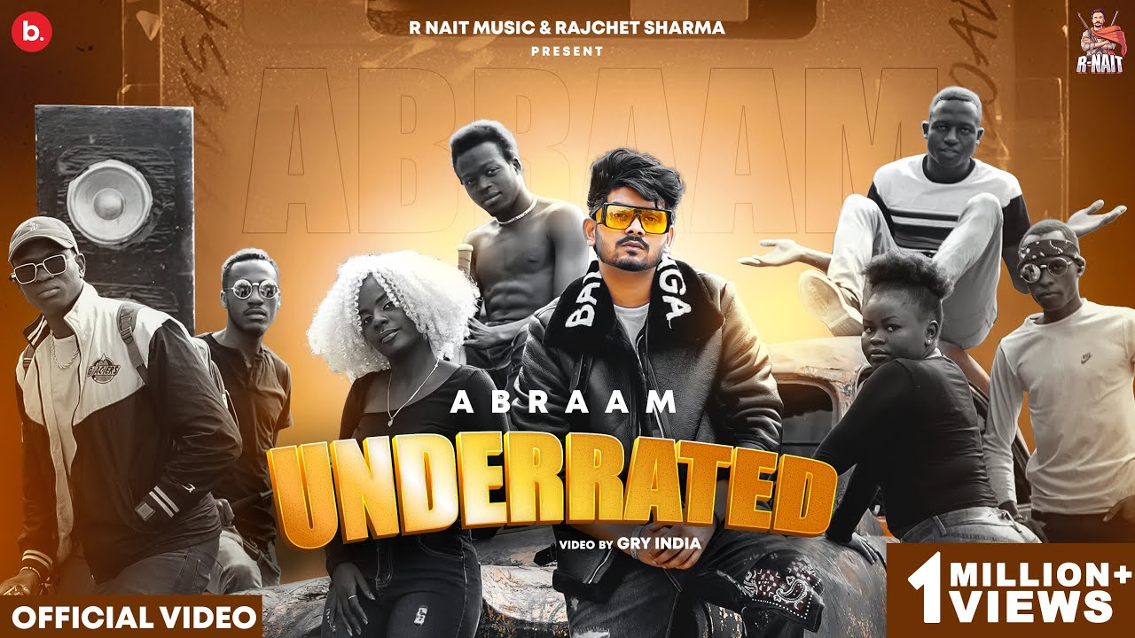 Download R Nait presents - Abraam Underrated (Official Video) | Latest Punjabi Song 2021