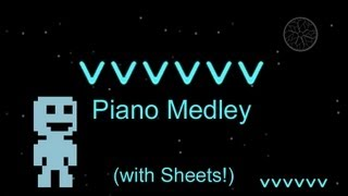 VVVVVV Piano Medley