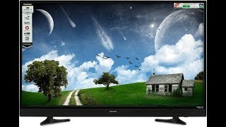 Panasonic TH-43ES480DX - 43 inch Full HD LED Smart TV Best price buy Flipkart
