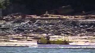 Canada Cargo Ship Travel
