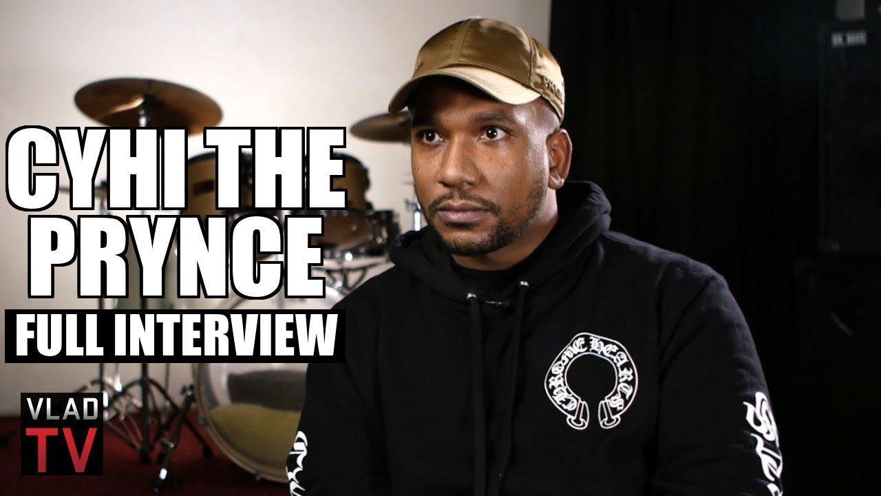 Cyhi the Prynce on Assassination Attempt, Writing for Kanye & Travis Scott (Full Interview)