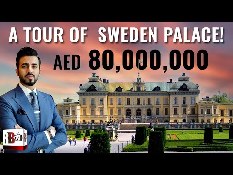 DUBAI REAL ESTATE MARKET   TOUR OF SWEDEN PALACE IN DUBAI'S WORLD ISLAND   PROPERTY   FAROOQ SYED