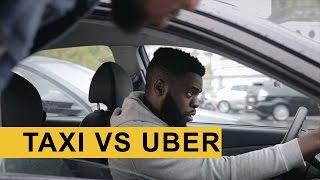 Mais pourquoi les chauffeurs de taxis sont ils toujours énervés ?