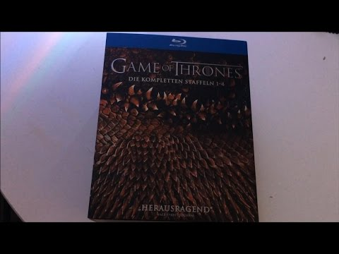 Game Of Thrones The Complete Season 1-4...