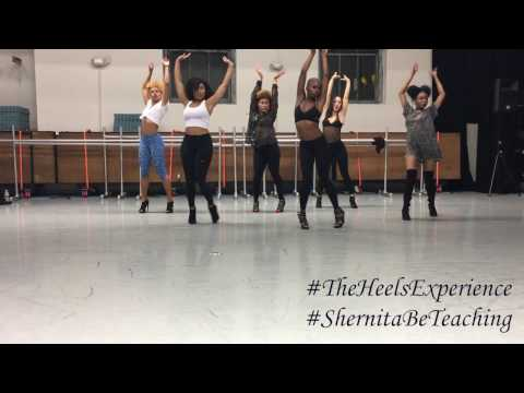 Practice What You Preach | Barry White | Choreography by Shernita Anderson