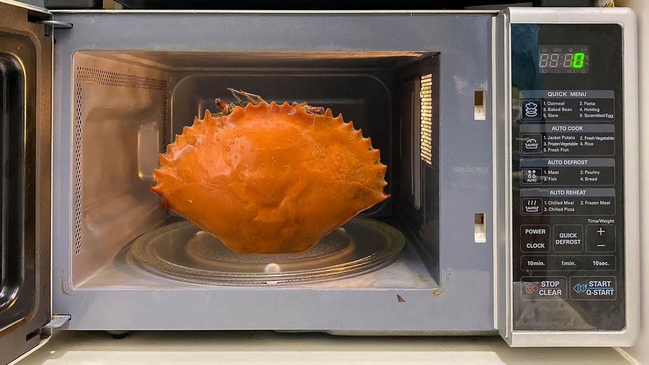 Singapore Microwave Meals