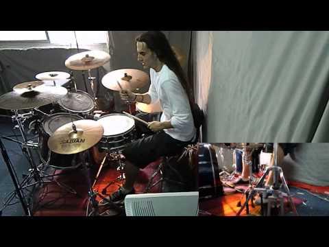 Radiate - Enter Shikari - Drum Cover  | Sergio ZT