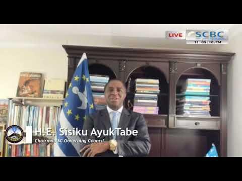 H.E Sisiku Ayuk Julius Tambe. State of the Struggle Address Sept 25- 2017