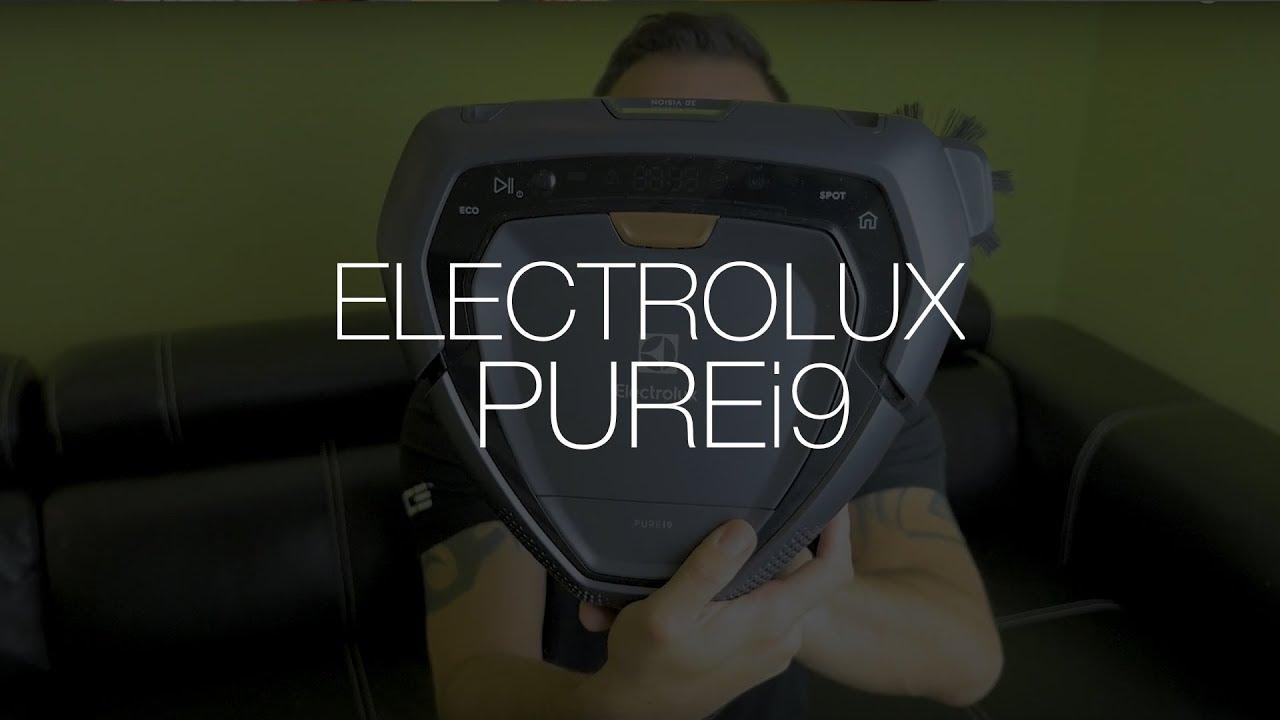 Testujemy Electrolux PUREi9 – futurystycznego robota sprzątającego