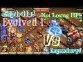 NOT LOSING HP!!Espirita Spirit Single Evolved 1V1 Centaur King WOW - Castle Clash