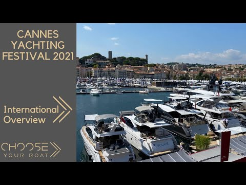 Cannes Yachting Festival 2021- Overview
