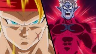 「AMV」Dragon Ball Heroes  - Faint - Linkin Park