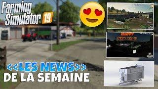 OLD STREAM FARM SERA UNE TUERIE! (NEW PHOTOS) | - LES NEWS DE LA SEMAINE | 05.| Farming Simulator 19