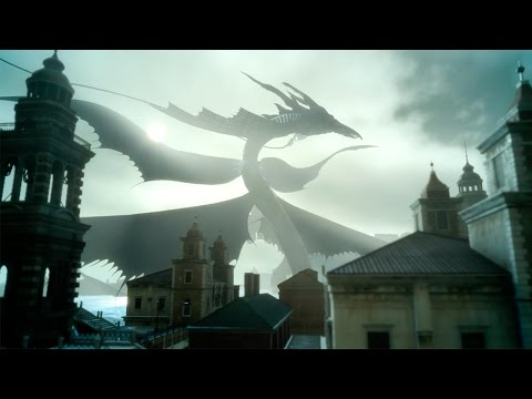5 Minutes of Fighting Final Fantasy XV's Leviathan
