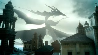 5 Minutes of Fighting Final Fantasy 15's Leviathan