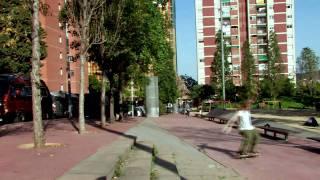 Skank Uppala i Barcelona 2009