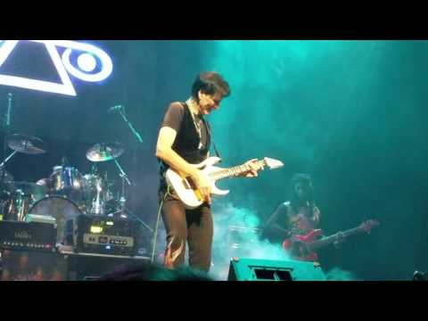 Steve Vai - Blue Powder Live at The Whitaker Center