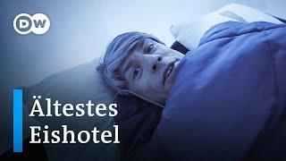 Europa maxximal: Eine Nacht im Eishotel | Euromaxx