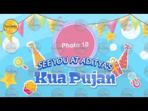 Bp18 Kua Pujan Invitation Video