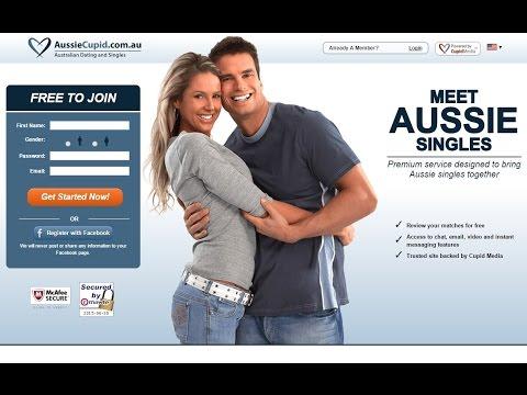Singles from Australia Date at AussieCupid