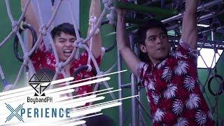 #BOYBANDPHXYearEnd The boys try the Action Academy (Part 2)