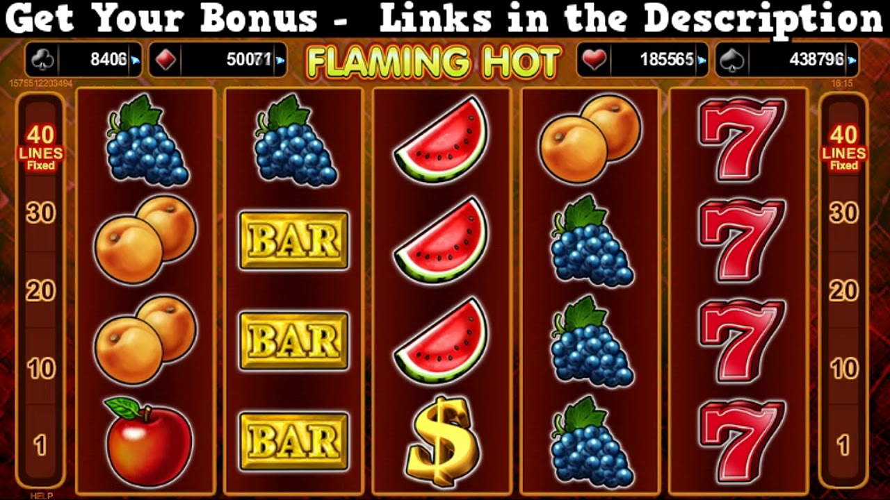 Slot games no deposit