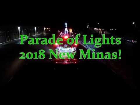 JEEP OFF ROAD ( 2018 New Minas Christmas Parade of Lights)