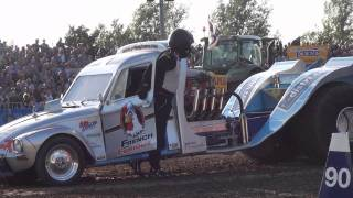 TWD @ Beachpull Putten 2011-07-09 Tractor Pulling