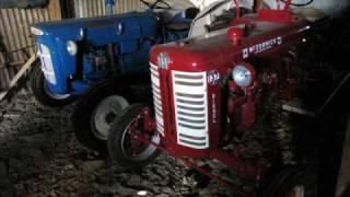 CHOLET 2010 - Les Mauges - Les vieux tracteurs de la Gohardière - le film