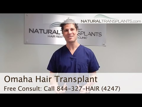 Best Hair Transplants Omaha, Nebraska | Hair Replacement Surgery